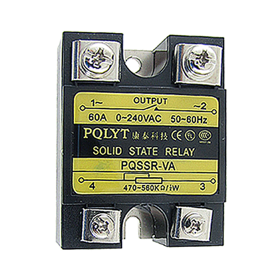 60A-0-240V-AC-SSR-60VA-Solid-State-Relay-Voltage-Resistance-Regulator