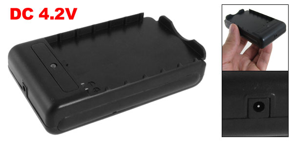 Tabletop BP-4L Battery Charger Cradle Black for Nokia E71 E90