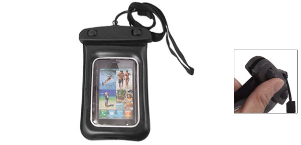 Fishing Pool Sports Water Resistant Bag Pouch for iPhone 3G 3GS 4 4G
