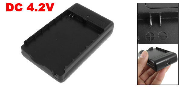 BP - 4L Lithium Battery Charger Dock Black for Nokia N97