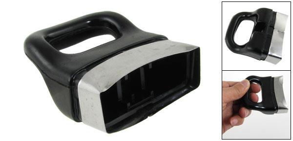 Black Bakelite Pot Pan Pressure Cooker Cookware Ear Handgrip Hardware Short Side Handle