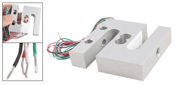60Kg Capacity Electronic Scale Weighing Sensor S Type Load Cell