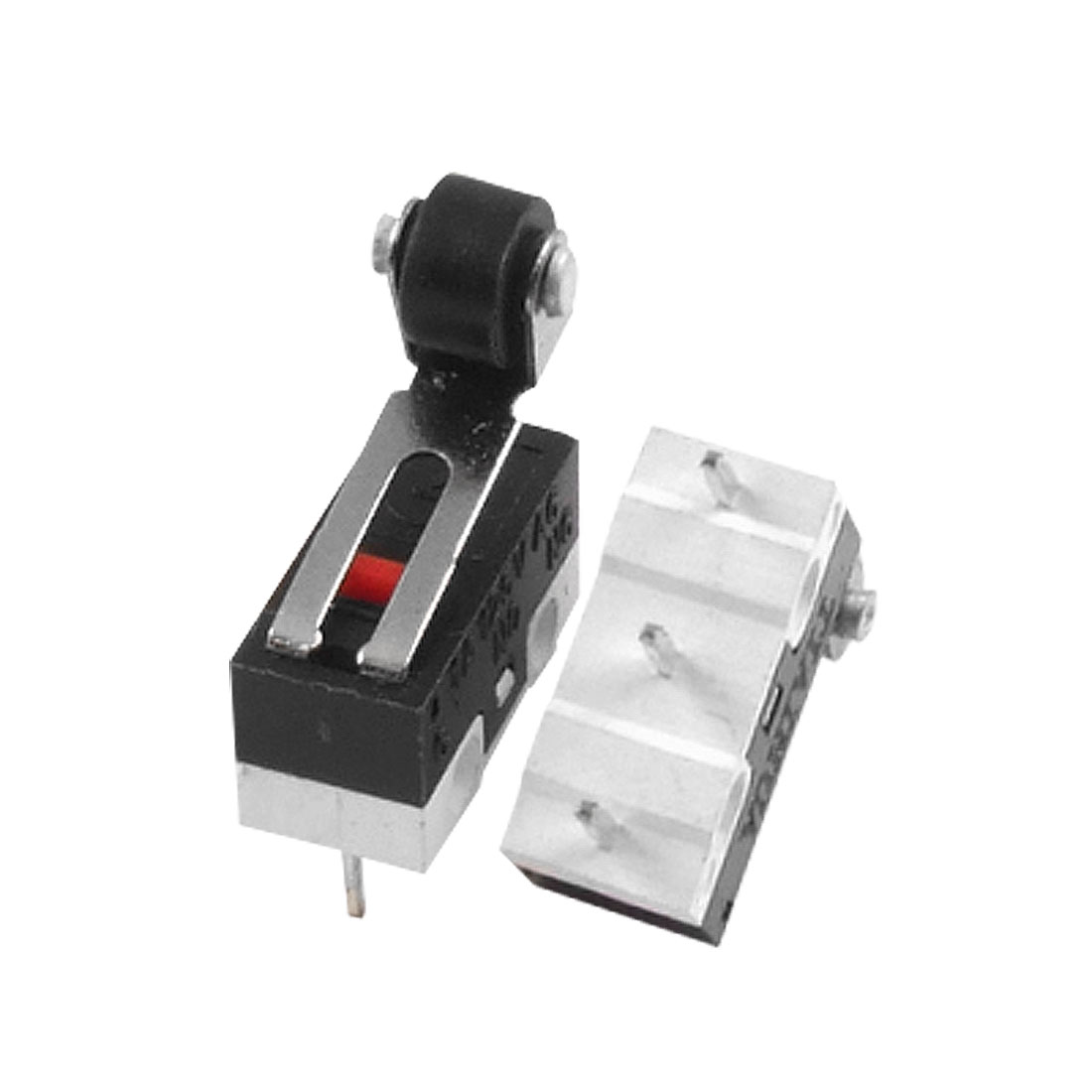 10-Pcs-1NO-1NC-Momentary-SPDT-Hinge-Roller-Lever-Micro-Switches-3-Pin-AC-125V-1A