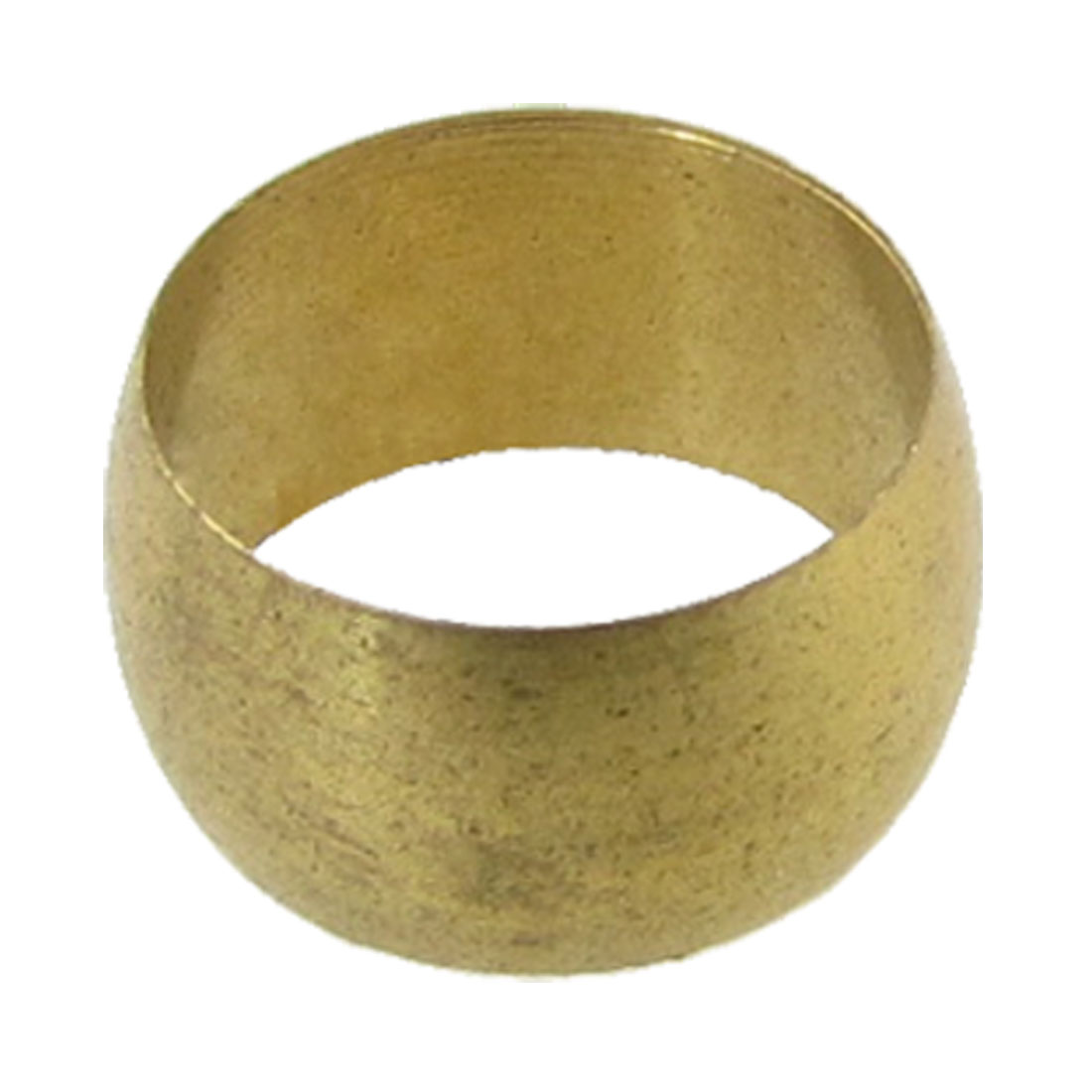 Gold-Tone-10mm-Diameter-Brass-Compression-Sleeve-Fitting