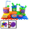 Children Colorful Plastic Educational Electric Toy Building Block...