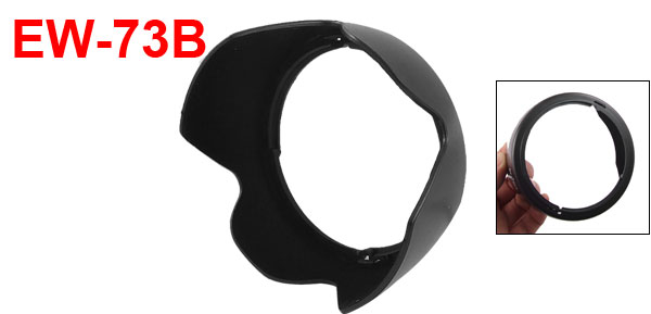 EW-73B Bayonet Mount Lens Hood for Canon EF-S 17-85mm f/4.5-5.6 IS USM