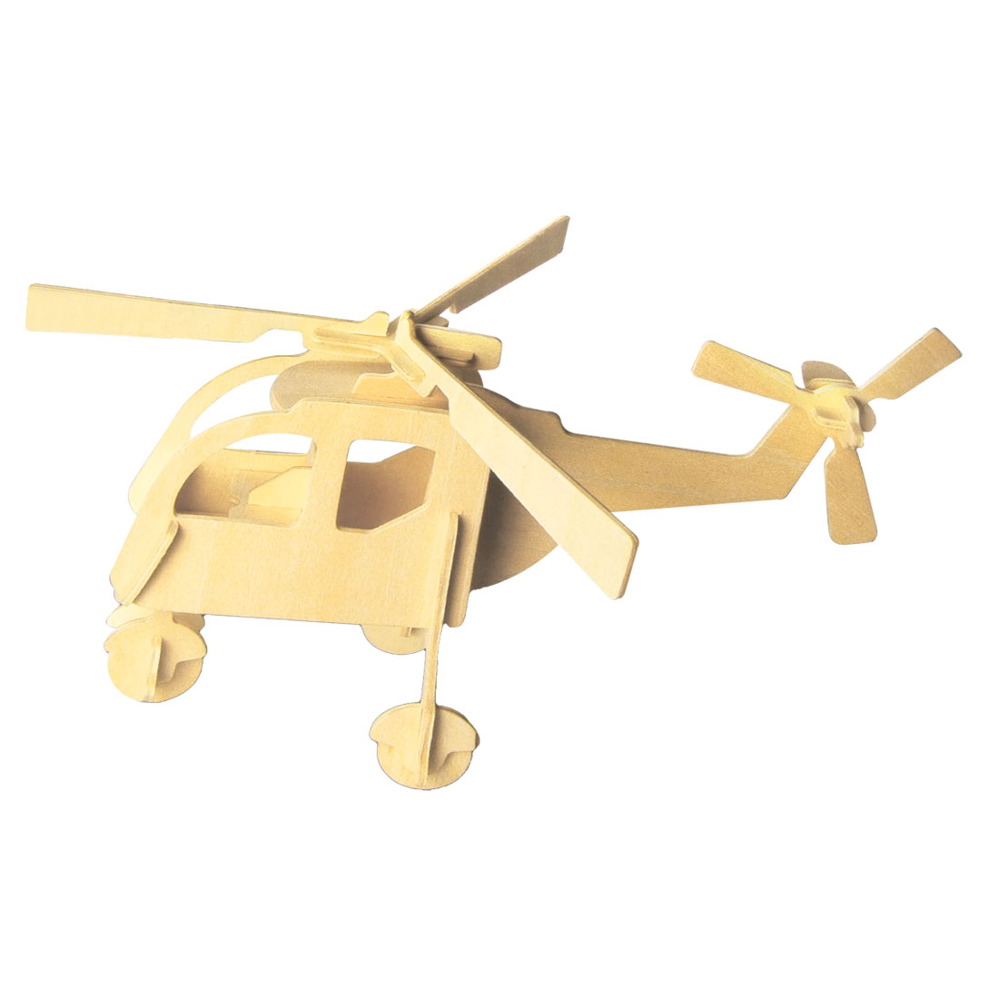Child-DIY-Wooden-3D-Helicopter-Model-Construction-Kit-Puzzle-Toy