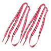 Preppy Look Style Plaids Plastic Tip Flat String Sneaker Shoelace...