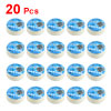 Woman Face Care Blue Cover Compressed Facial Mask Sheet 20 Pcs