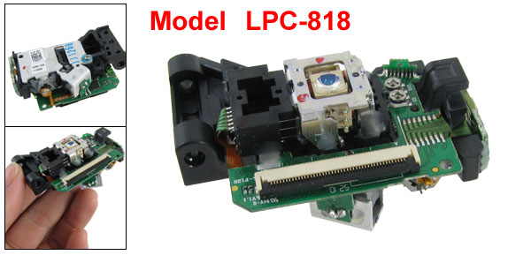LPC-818 Optical Pickup Head Part for Computer CD-R DVD Player