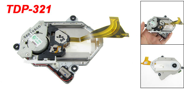 DVD VCD Player Replacement TDP-321 Optical Pick Up Laser Lens w Mechanism