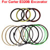 Arm Cylinder Oil Seal Ring Repair Set for Carter E320B Excavator