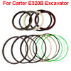 Boom Cylinder Oil Seal Ring Kit for Carter E320B Excavator