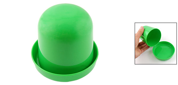 KTV Pub Guessing Game Green Hard Plastic Dice Shaker Cup