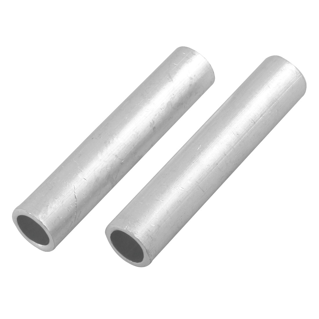 2-Pcs-3-2-Long-12mm-Inner-Diameter-Hole-Passing-Aluminum-Connecting-Tube-Pipe