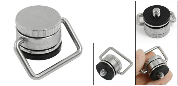 Rectangle Ring Screw Adapter for 1/4