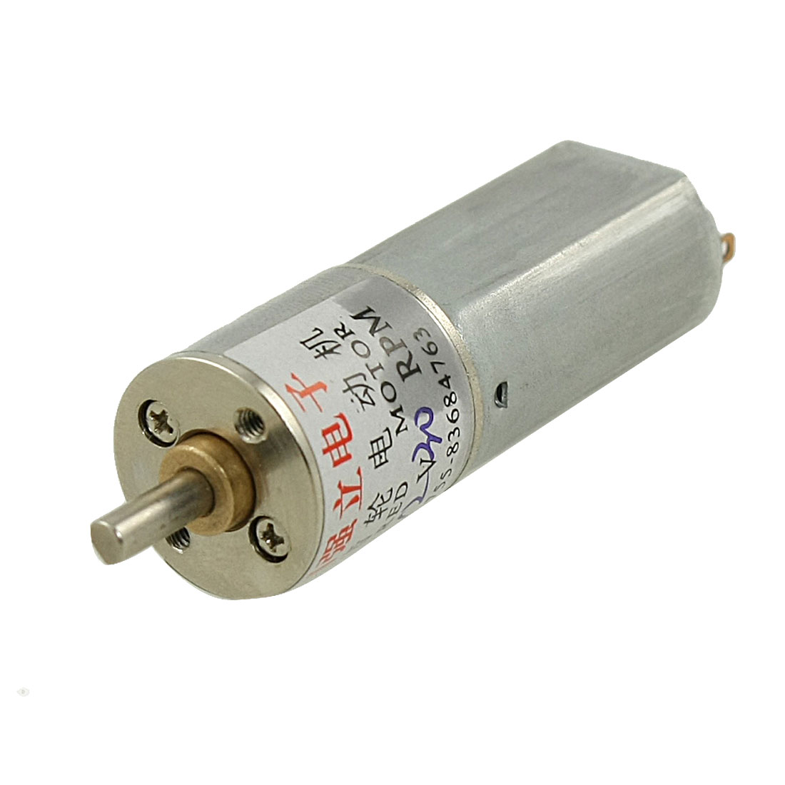 30RPM-12V-0-5A-High-Torque-Mini-Electric-DC-Geared-Motor-16mm