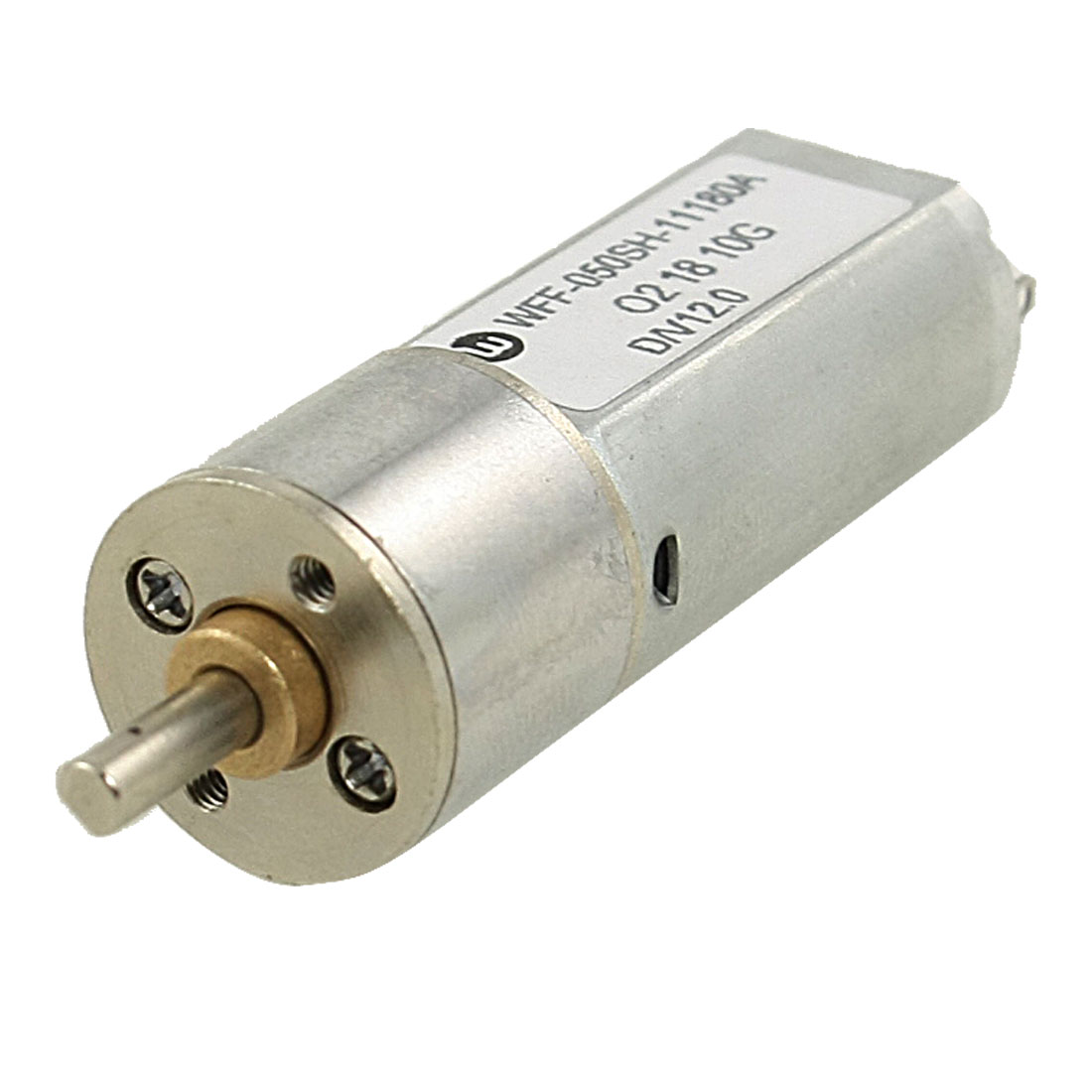 3mm-Shaft-300RPM-12V-0-6A-DC-Geared-Gear-Box-Motor-16mm