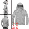 South Korea Mens Casual Hoodies Jacket S...