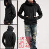 Mens Stylish Cool Hooded Hoody Casual Sw...