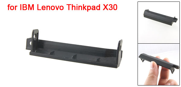 Black Hard Drive Cover Replacement for IBM Lenovo Thinkpad X30