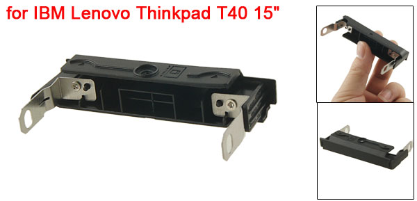 Black Hard Drive Cover Replacement for IBM Lenovo Thinkpad T40 15