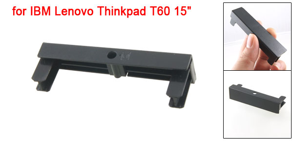 Black Hard Drive Cover Replacement for IBM Lenovo Thinkpad T60 15