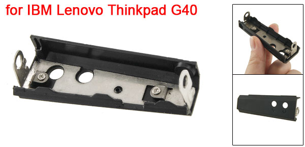 Black Plastic Shell Hard Drive Cover for IBM Lenovo Thinkpad G40