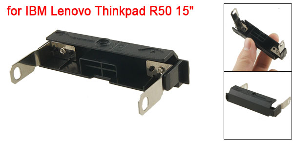 Black Plastic Hard Drive Cover for IBM Lenovo Thinkpad R50 15