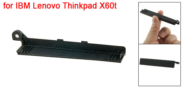 Replacement Black Hard Drive Cover for IBM Lenovo Thinkpad X60t