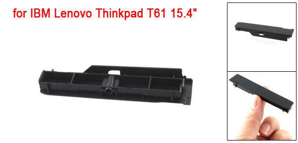 Replacement Black Hard Drive Cover for IBM Lenovo Thinkpad T61 15.4