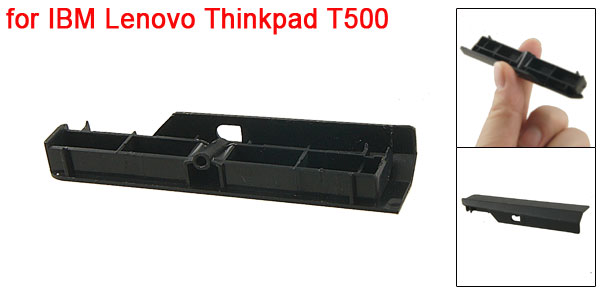 Replacement Hard Drive Cover Black for IBM Lenovo Thinkpad T500