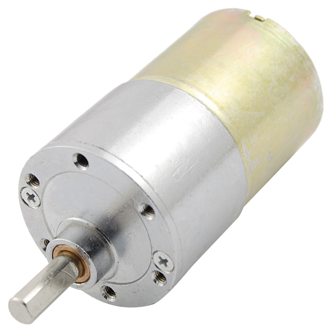 4-32kg-cm-Torque-6mm-Shaft-37mm-Dia-Magnetic-DC-Geared-Motor-50RPM-130mA-12V