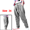 Mens Stylish Casual Hip-hop Trousers Tap...