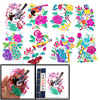 Colorful Birds Traditional Art Handmade Chinese Papercut Book