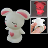 White Rabbit Design Color Changed Electronic LED Night Lamp Light