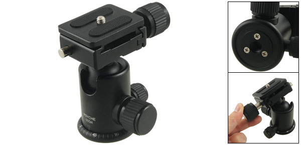 Professional Panoramic Camera Tripod Ball Head Ballhead