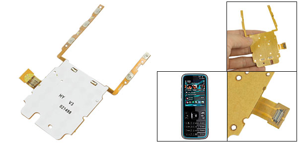 Replacement Parts Keypad Membrane Board for Nokia 5630