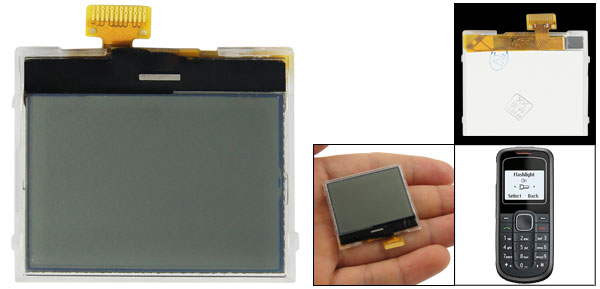 Replacement Part LCD Screen Display for Nokia 1202