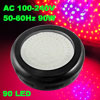 AC 100-240V US AU Plug 90W Mini UFO Red Blue Orange LED Grow Ligh...