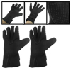 2 Pcs Dots Black Nonslip 4mm Neoprene Diving Swimming GlovesL