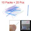 10 Packs Assorted Color Size Plastic Ear Studs Earrings Eardrop