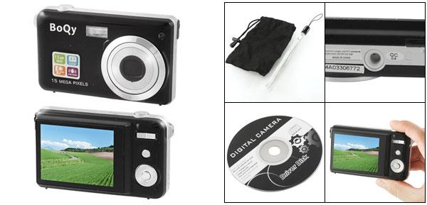 Boqy CD800-06 CMOS Sensor 15.0 MP 2.7