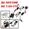 4300K DC 12V 35W H4 9003 Hi/Lo HID Xenon Bulbs Conversion Kit