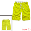 Mens Stylish Slant Pocket Drawstring Wai...
