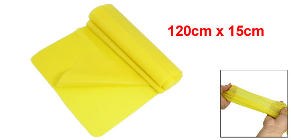 Multifunctional Yellow Elastic Rubber Belt Body Shaper Bandage
