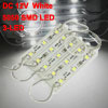 DC 12V 5050 SMD 3-LED 5 Modules Lighting White Light Lamp