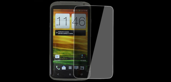 Clear LCD Screen Guard Protector for HTC G23 ONE X