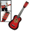 "Children 23"" Long Wooden Acoustic Guitar Toy String Instrument Re..."