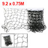 Official Replacement Nylon Match Volleyball Net 9.2M x 0.75M